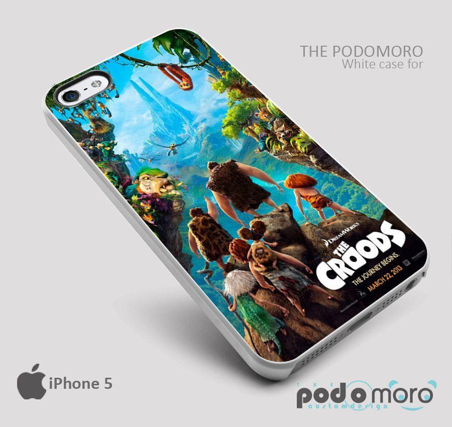 The Crood for iPhone 4/4S, iPhone 5/5S, iPhone 5c, iPhone 6, iPhone 6 Plus, iPod 4, iPod 5, Samsung Galaxy S3, Galaxy S4, Galaxy S5, Galaxy S6, Samsung Galaxy Note 3, Galaxy Note 4, Phone Case