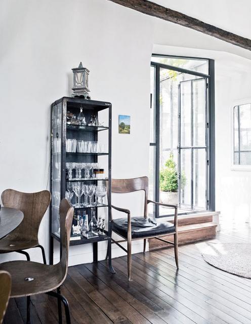 chaises cabinet m dical pinterest chaises d coration industrielle et escalier d coration. Black Bedroom Furniture Sets. Home Design Ideas