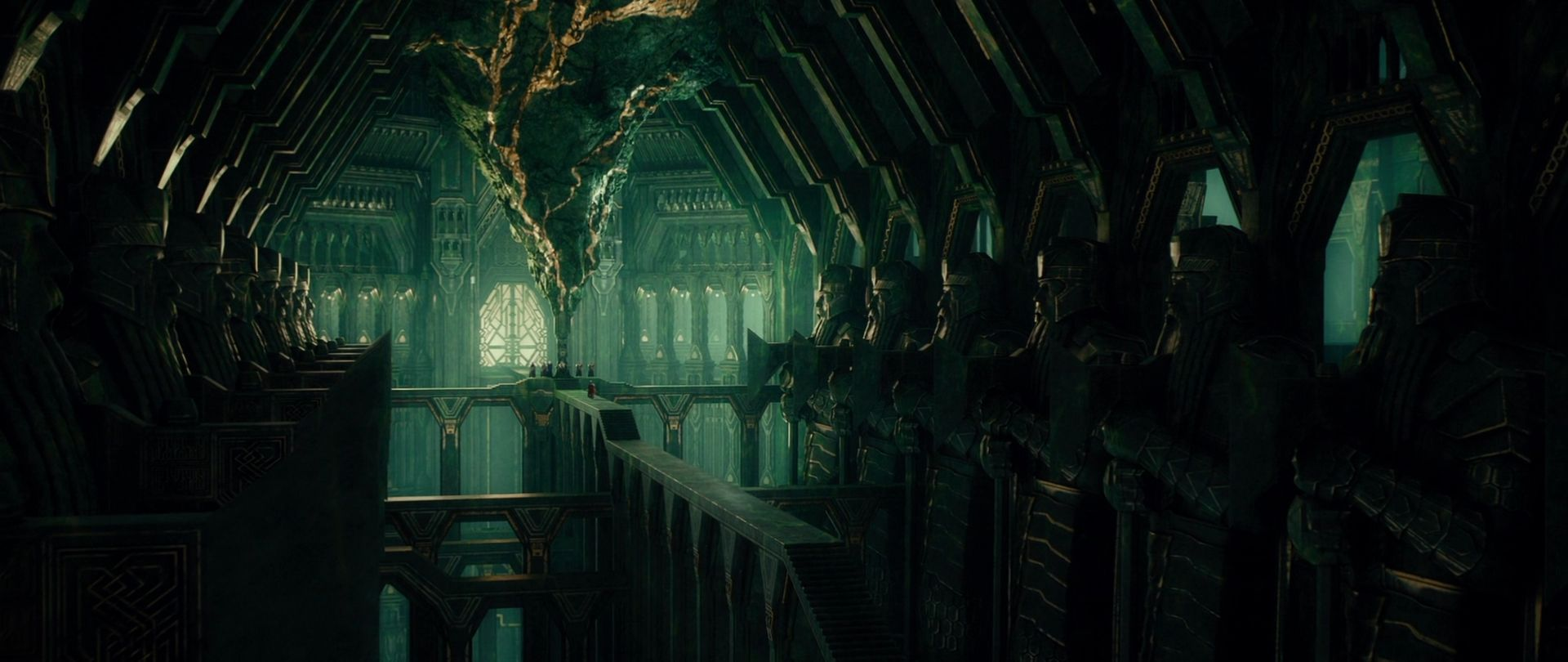 Lord Of The Rings Art Moria Gate