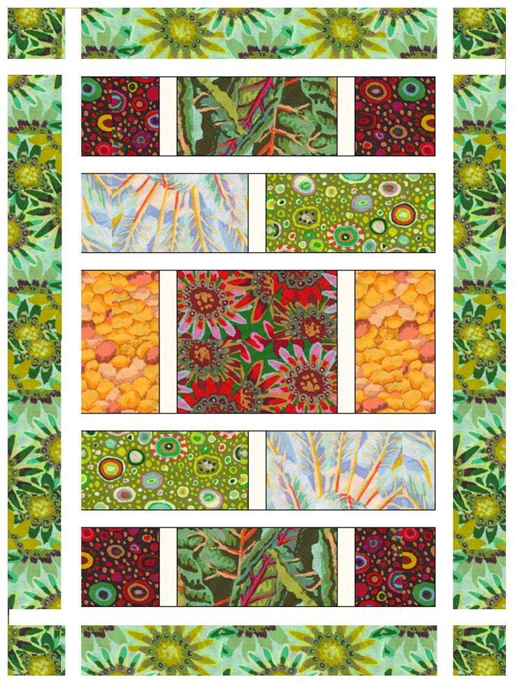 Phat Fats A Modern Fat Quarter Quilt Quilt Beginner Patterns
