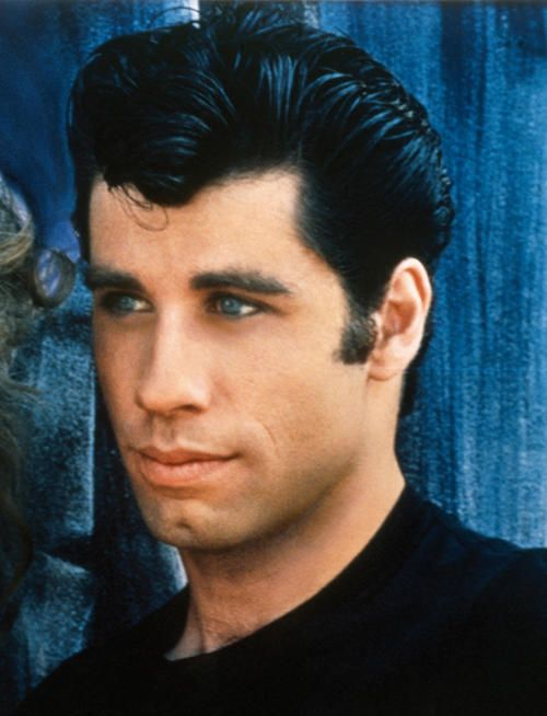 Top 15 Most Memorable Mens Hairstyles In Movies Cool Men S Hair John Travolta Danny Zuko Grease Hairstyles