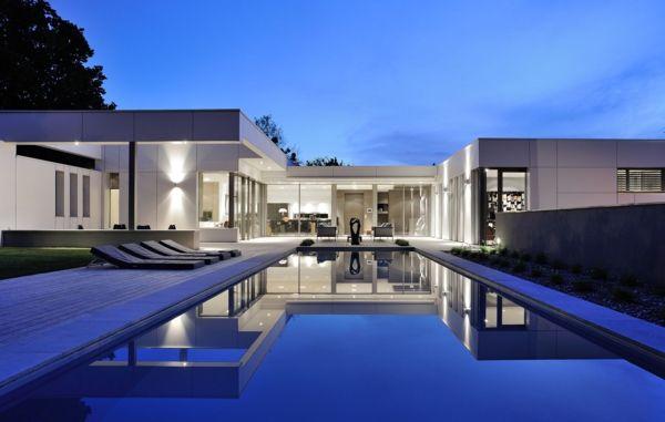 maison plain pied luxe
