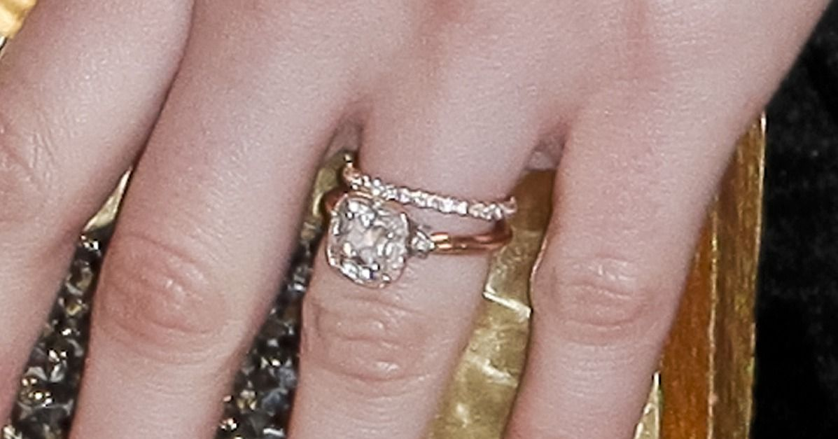 Leighton Meester Engagement Ring Google Search Celebrity