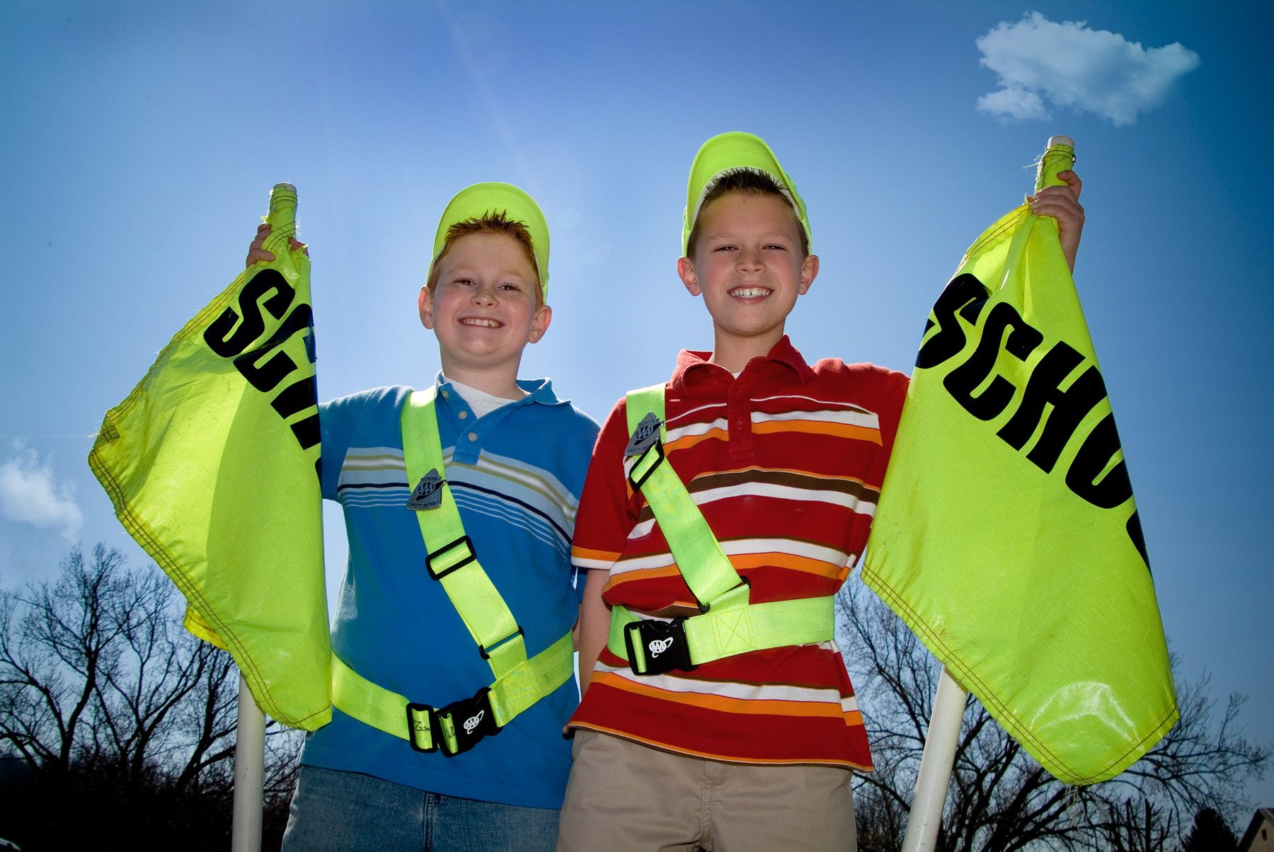 AAA's School Safety Patrol Saving Lives for 95 Years