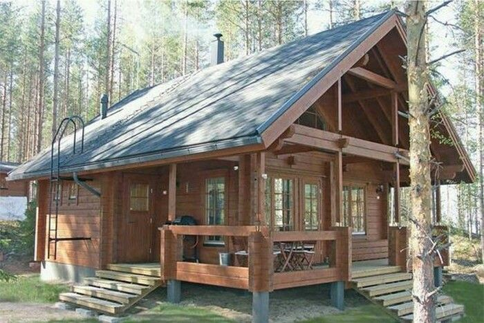 Pin By Douglas Cunningham On Timber Frames Log Cabin Plans Log Homes Cottage Homes
