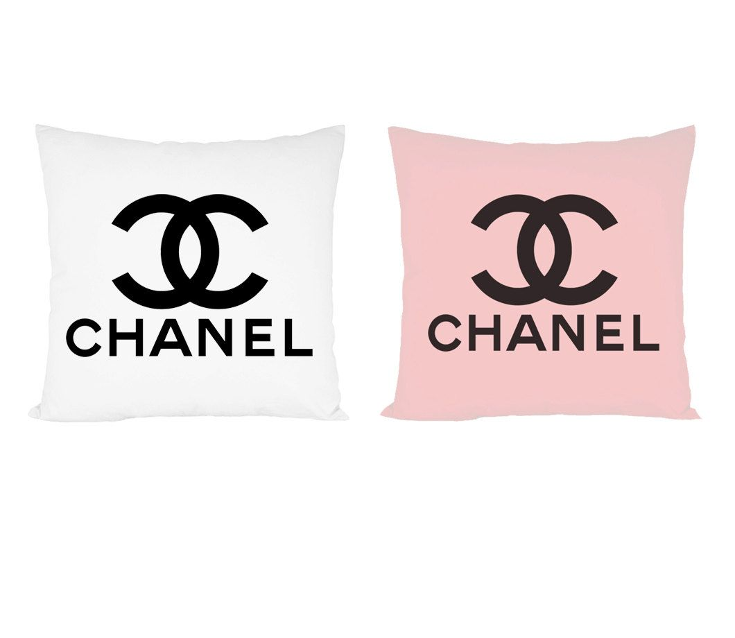 Want these for my bed! Pillows - Classic Chanel - two ...