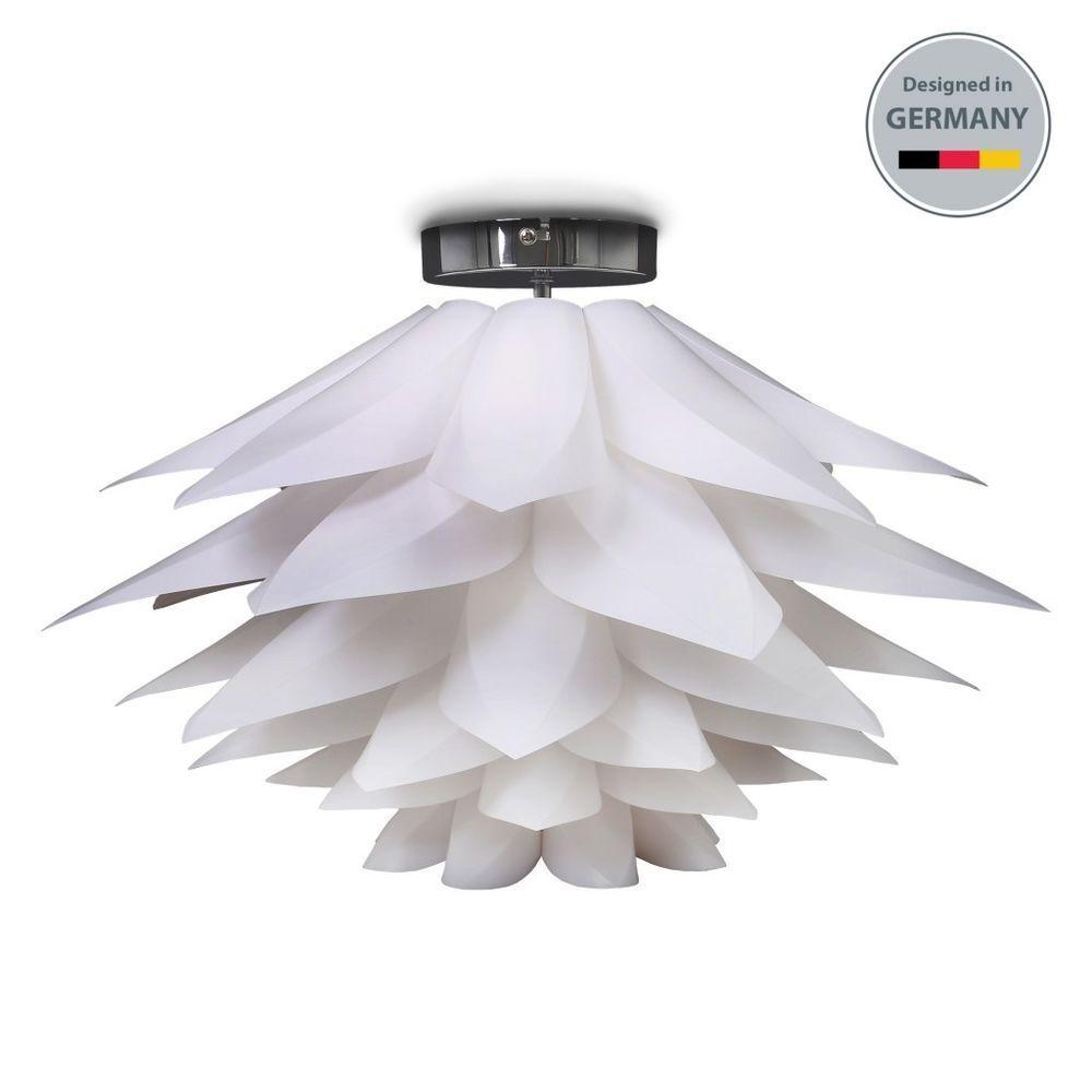 Design Decken-Leuchte Lüster Wohnzimmer Beleuchtung ...