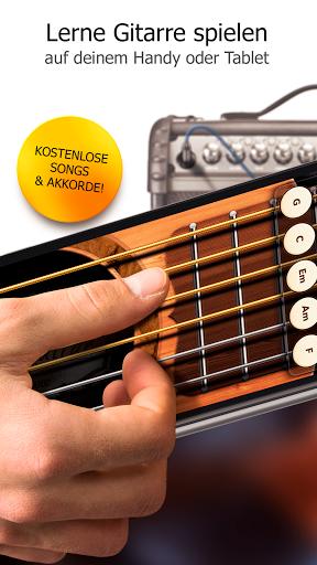 Echte Gitarre Kostenlos Akkorde, Lieder spielen free