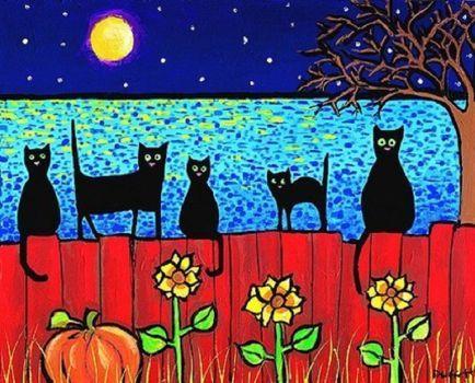Autumn Cats (285 pieces)08