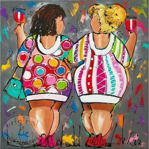 Dikke dames dikke dames pinterest schilderijen for Dikke dames schilderen
