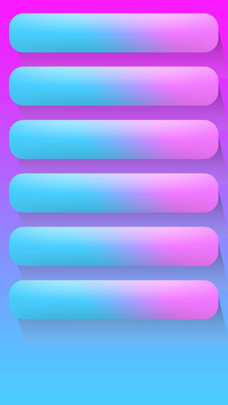 TAP AND GET THE FREE APP! Shelves Ombre Bright Girly Cute