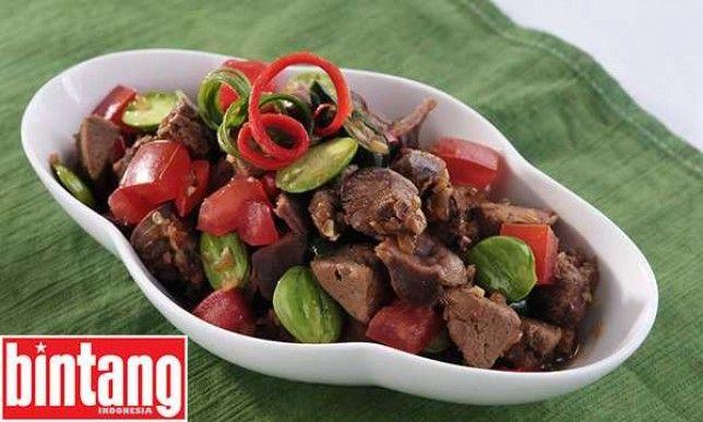 Resep Oseng Oseng Ati Ampela Recipes Turkey Recipes Food