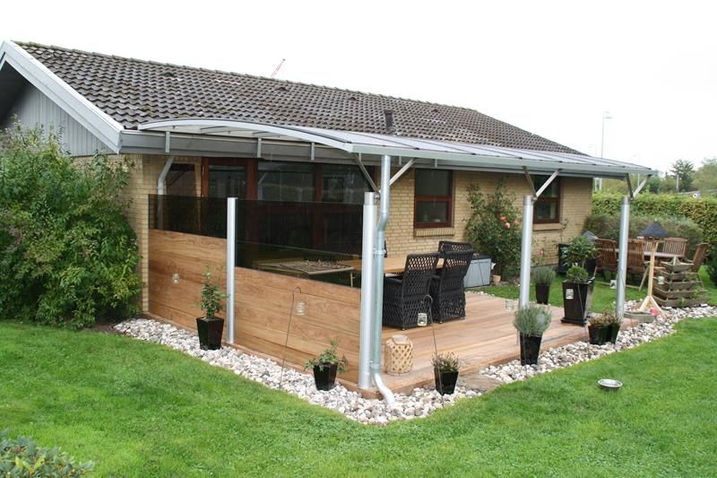 overdækket terrasse - Google-søgning | Garden stuff | Pinterest | Terrasse, Google og Ideer