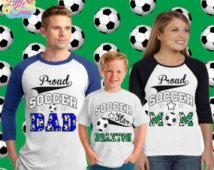 c43e838ffd0 15% Off Soccer Shirt/Soccer boy shirt/Soccer birthday shirt/ family  matching shirt/sports shirt/soccer mom shirt /soccer dad/soccer