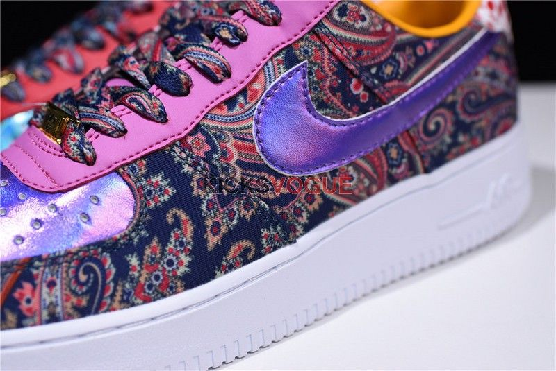 """Sager Strong"""" NikeiD Air Force 1 Low Craig Sager Air Force"""