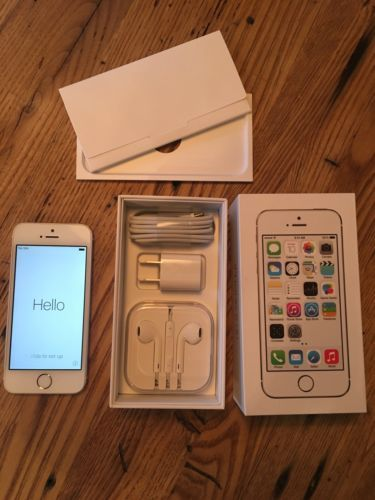 Apple iPhone 5S Gold 32GB Unlocked GSM Unused Accessories https://t.co/50dBYiyOtF https://t.co/F3iMpzbdCo