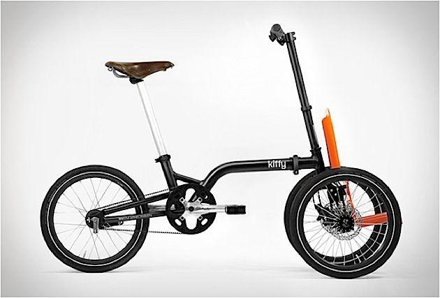 Das Kiffy Folding Tricycle ist sowohl Dreirad als auch Sackkarre   wildcrumbs