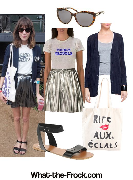 alexa chung fashion - Google 검색