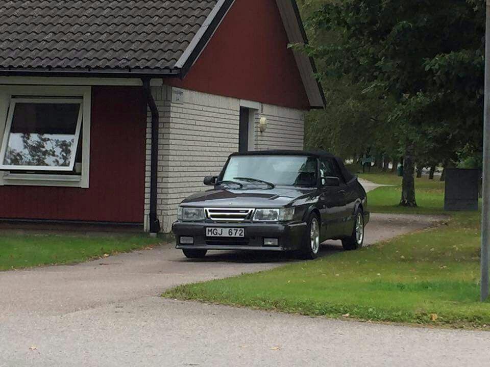 Saab 900 classic cabrio