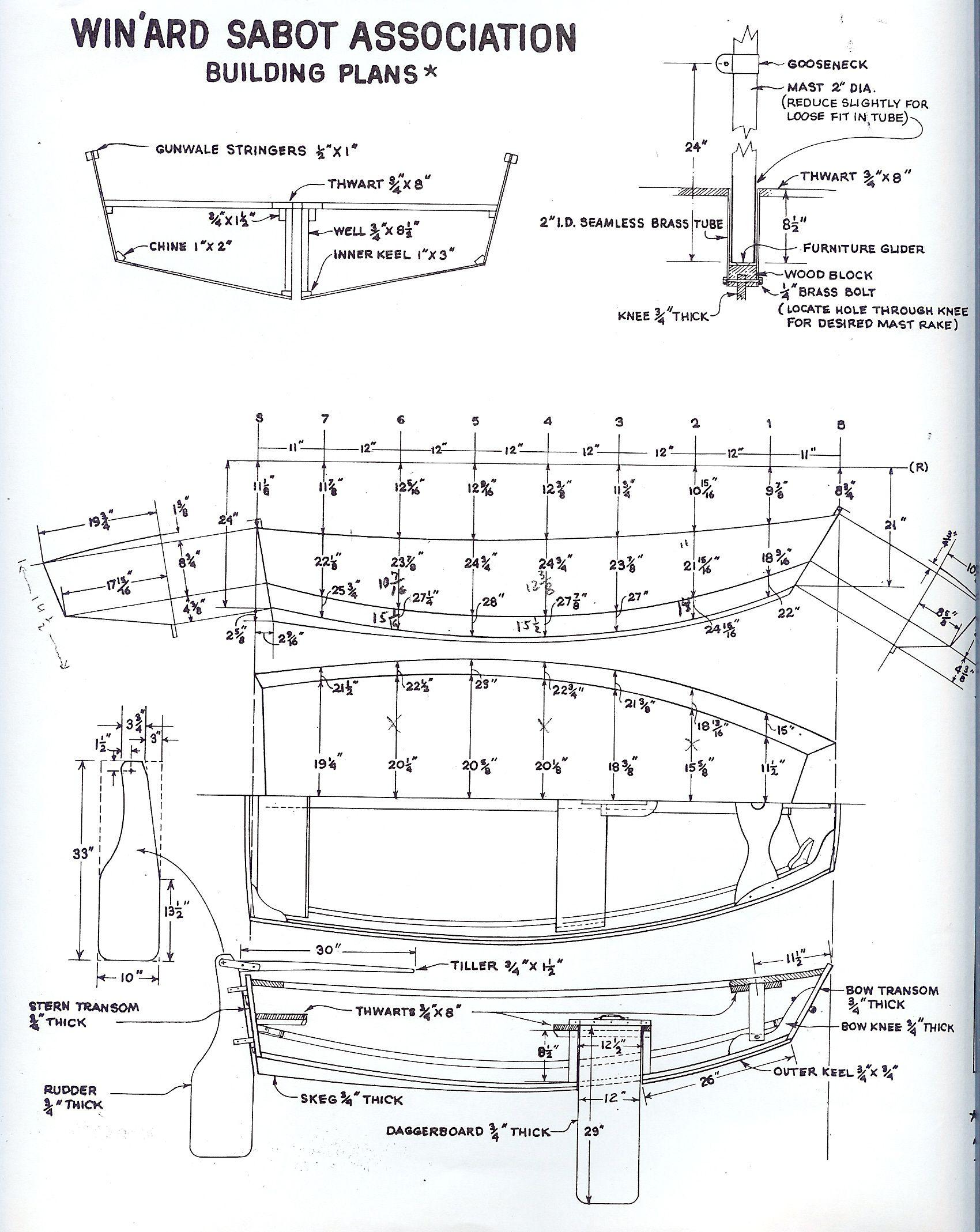 Free Boat Blueprints - Bing Images | Vene | Pinterest | Boating, Sailboat plans and Boat plans