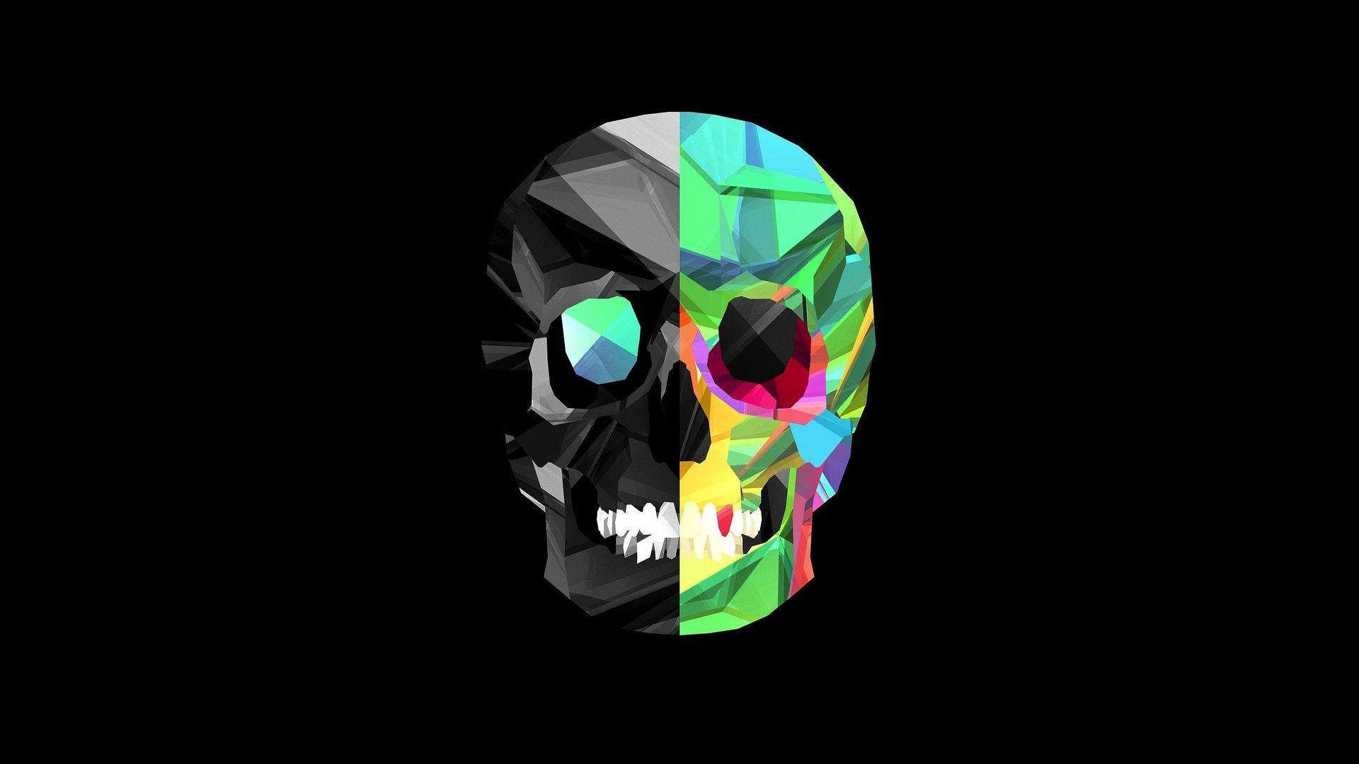 Awesome Skull Backgrounds 1680x1050 43 Wallpapers