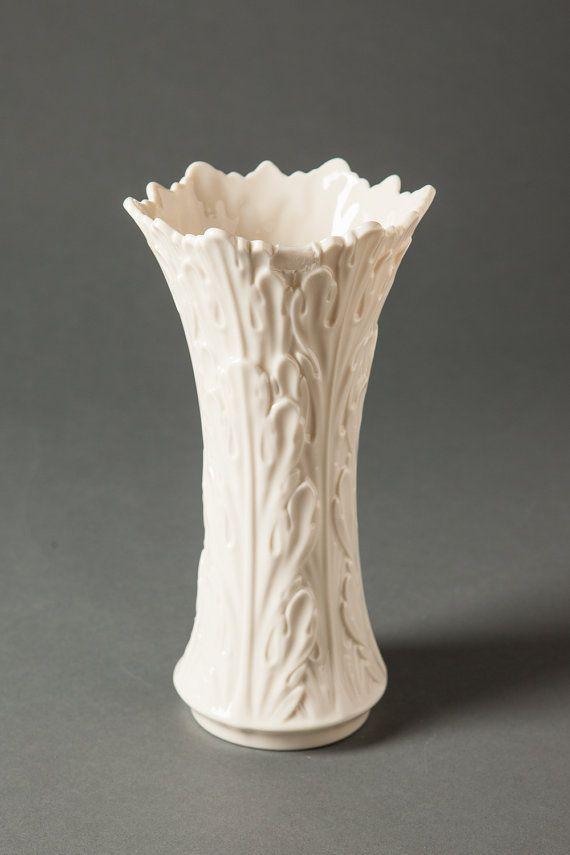 Lenox Vase With Woodland Pattern Lenox Pinterest