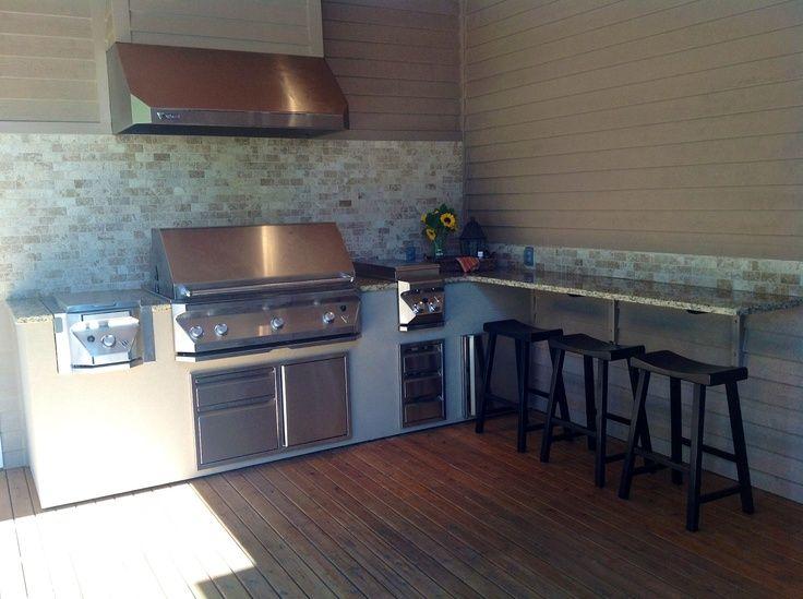 Outdoor Kitchen Lanai Pinterest Outdoor Kitchen Backyard Kitchen Outdoor Kitchen Design