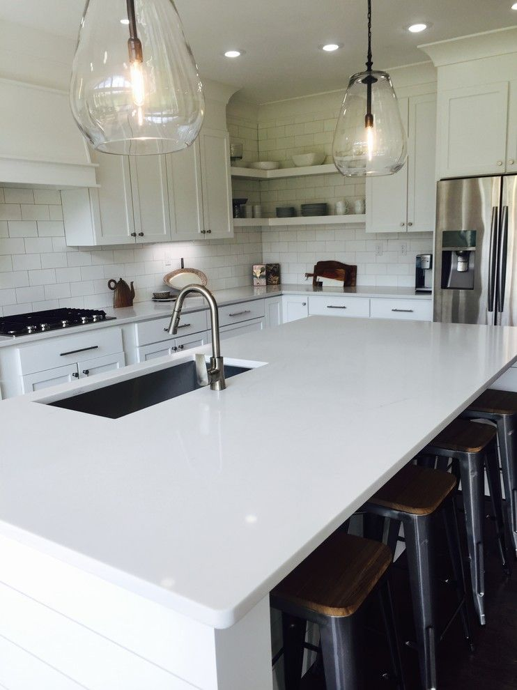 Lincoln Aurea Stone Kitchen Remodel Kitchen Room Home Remodeling