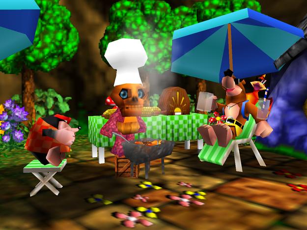 32 Video Games You Have To Play Before You Die Banjo Kazooie Banjo Banjo Ukulele