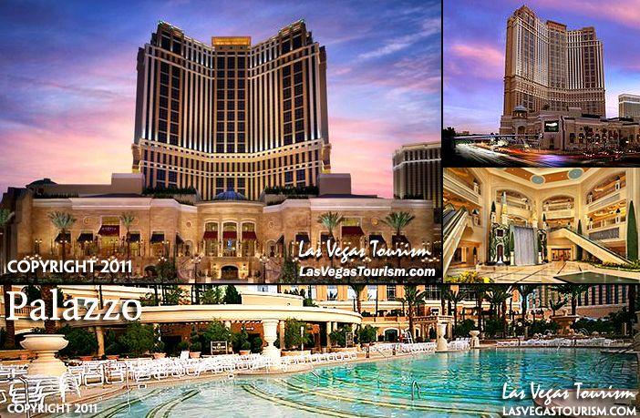 palazzo hotel and casino las vegas