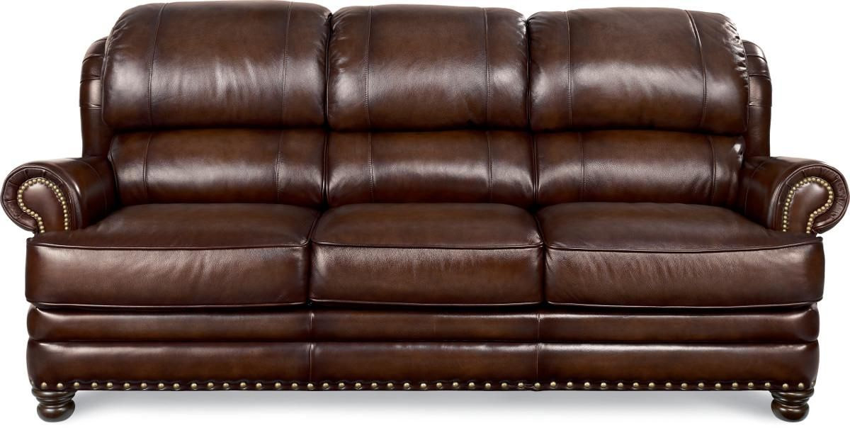 Charming Traditional Leather Reclining Sofa Awesome