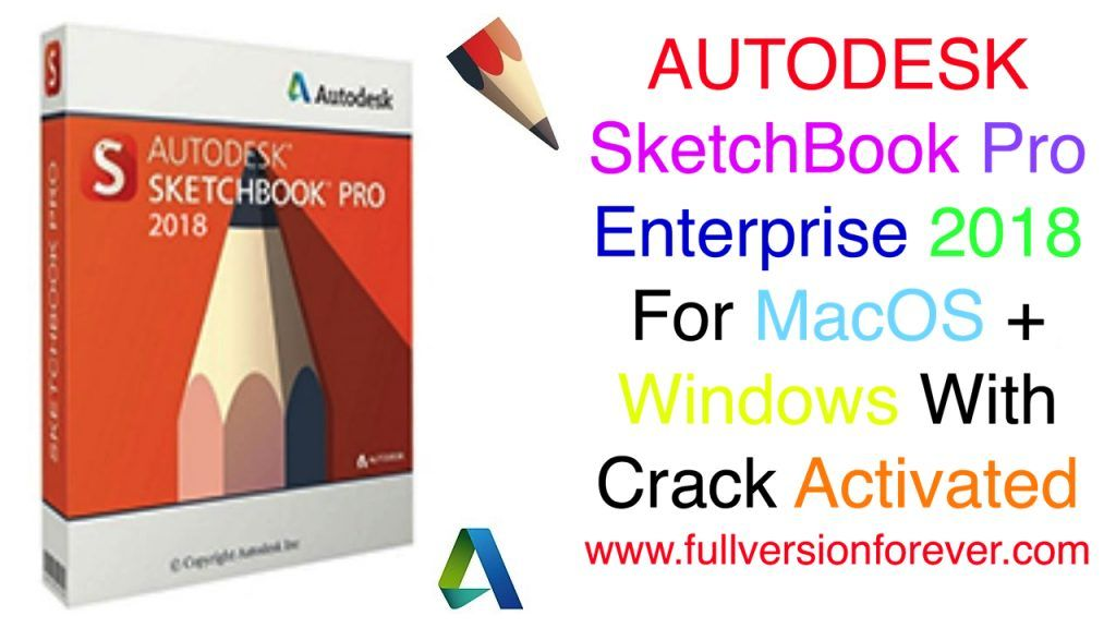 Autodesk Sketchbook Pro V2020 Painting And Drawing Software