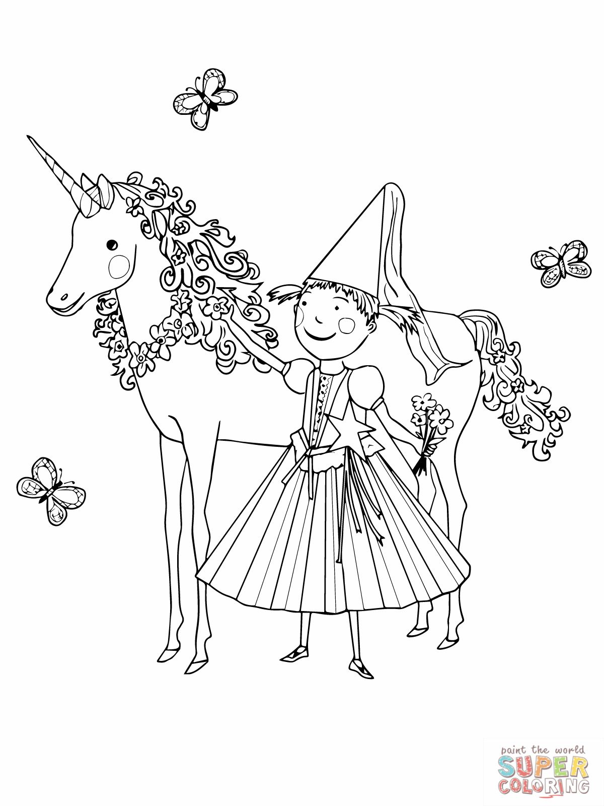 pinkalicious coloring pages # 2