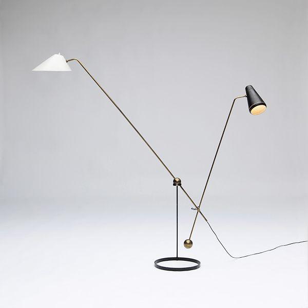1951_ lampadaire par PIERRE GUARICHE pour Disderot France