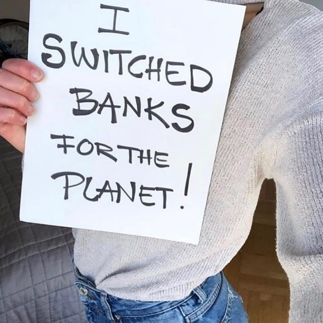 Did You Know You Can Go Green By Swapping Your Bank