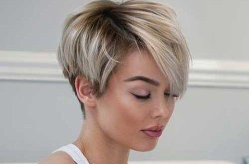 Asymmetrical Short Haircuts 2018 - Best Haircut St