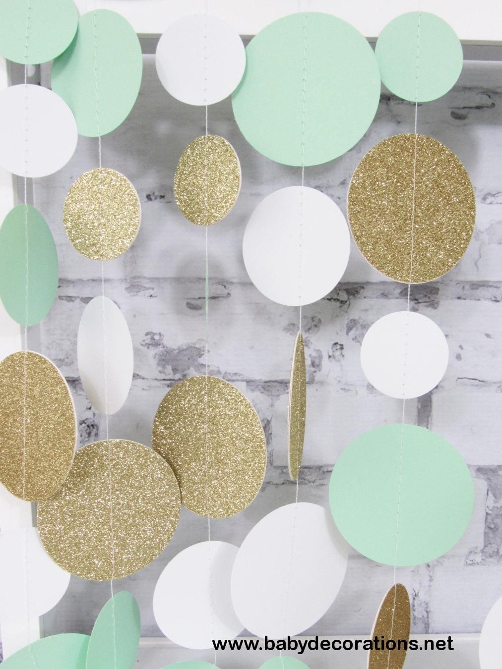 explore mint baby shower gold baby showers and more
