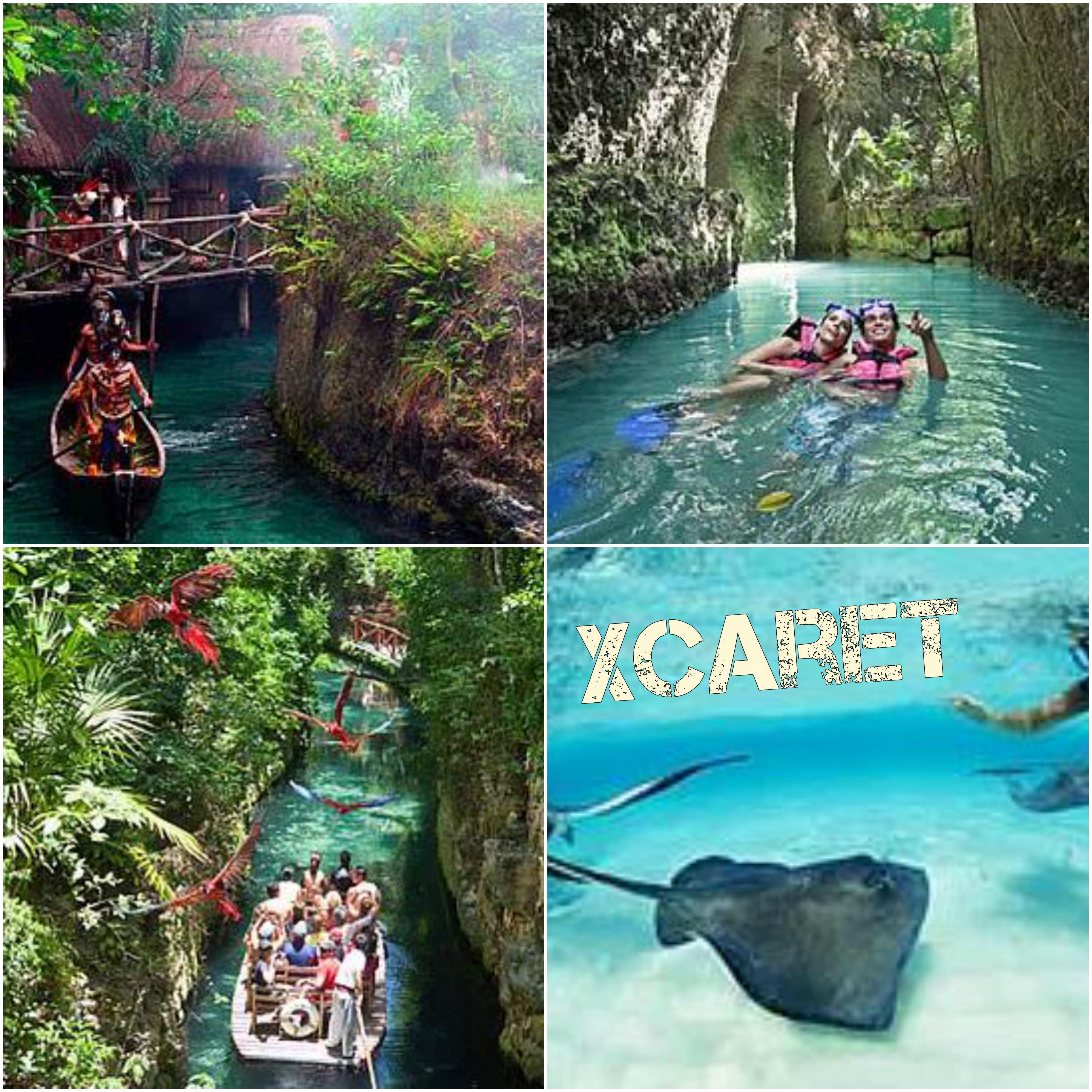 XCaret Park - Mexico