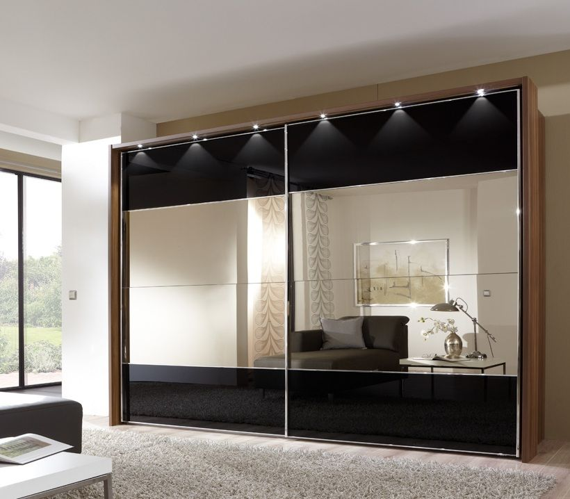 Sliding doors with mirror google search galle for Cheap sliding glass doors