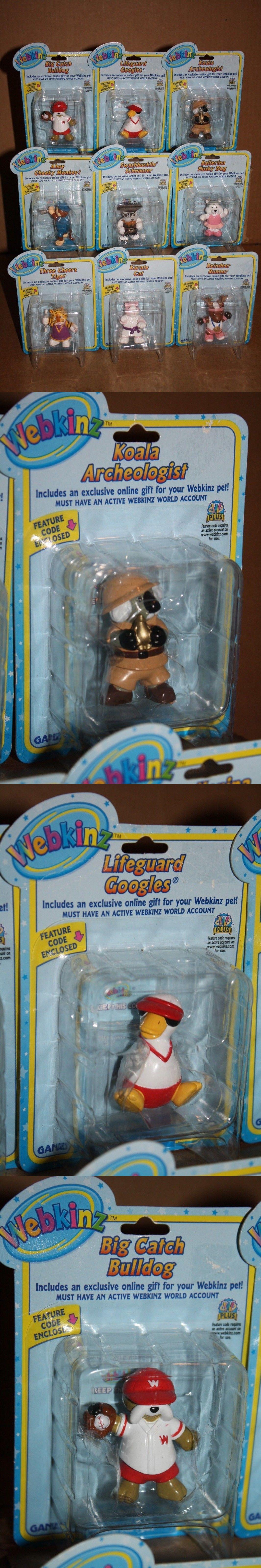 Webkinz Figure Series 2 Ahoy Cheeky Monkey