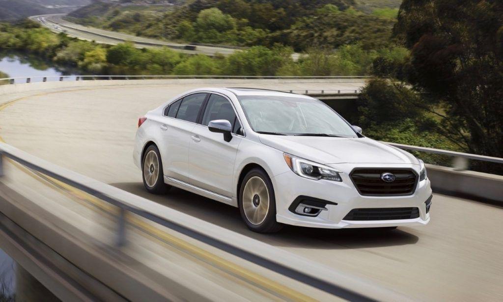 The 2019 Subaru Legacy Colors Price Car Review 2019