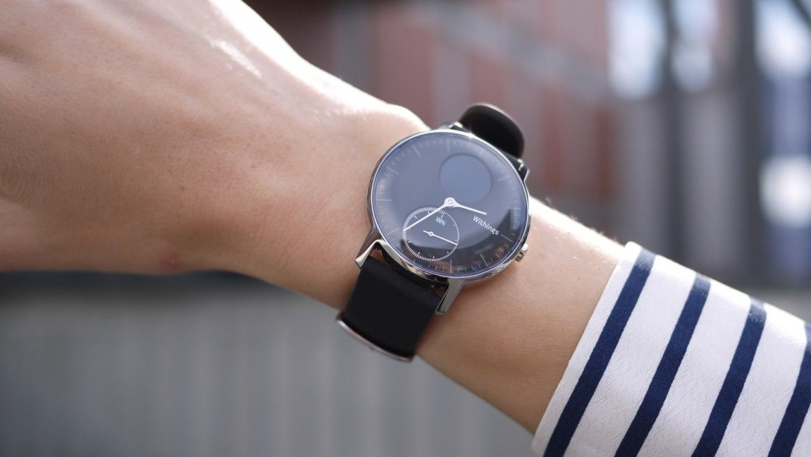Withings Steel Hr First Look On Paper A Truly Incredible Fitness Tracker Fitness Watch Tracker Wearable Device Fitness Tracker