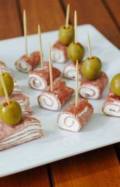 11 Fresh Appetizers You Can Make in 5 Minutes