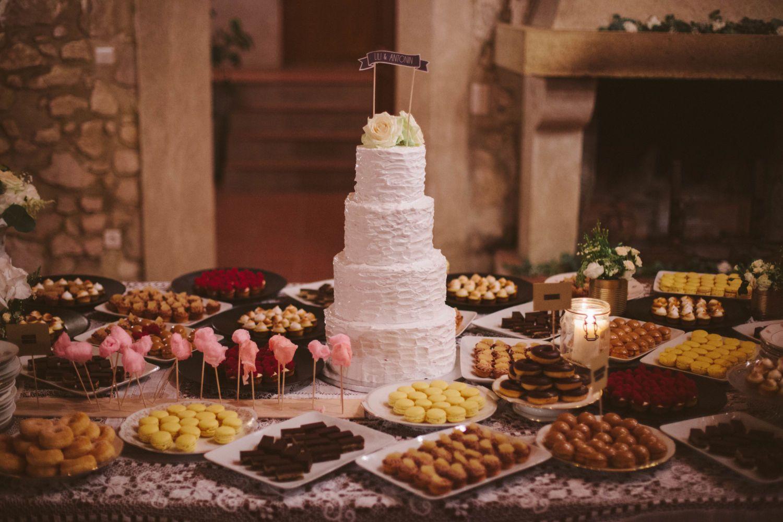 Une belle fête de mariage dans le Sud