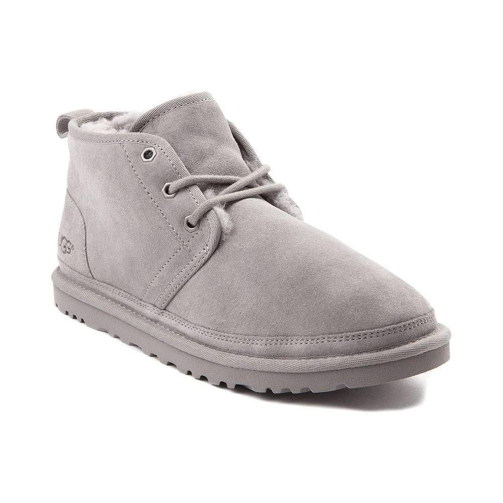 dff2933e44a Womens UGG® Neumel Short Boot - Light Gray - 581754