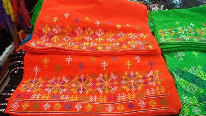 Mienh designs, Hmong sash (siv co)