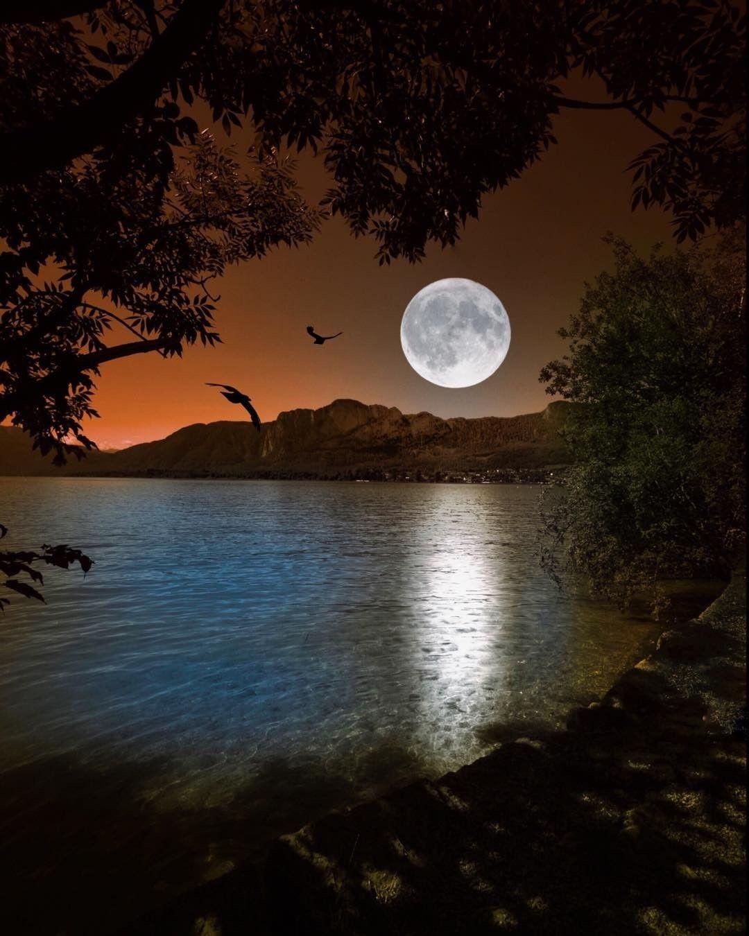Pin By Shmyga Marina Vyacheslavovna On Luna Beautiful Moon Nature Photography Moon Photography