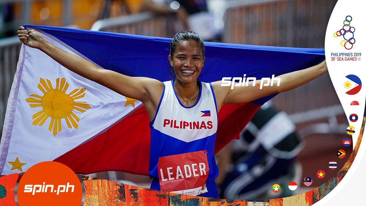 Sarah Dequinan Is Sea Games Toughest Woman Claims Women S Heptathlon Gold Tough Woman Heptathlon Women