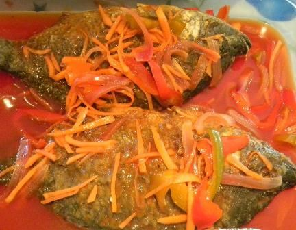 how to make fish escabeche