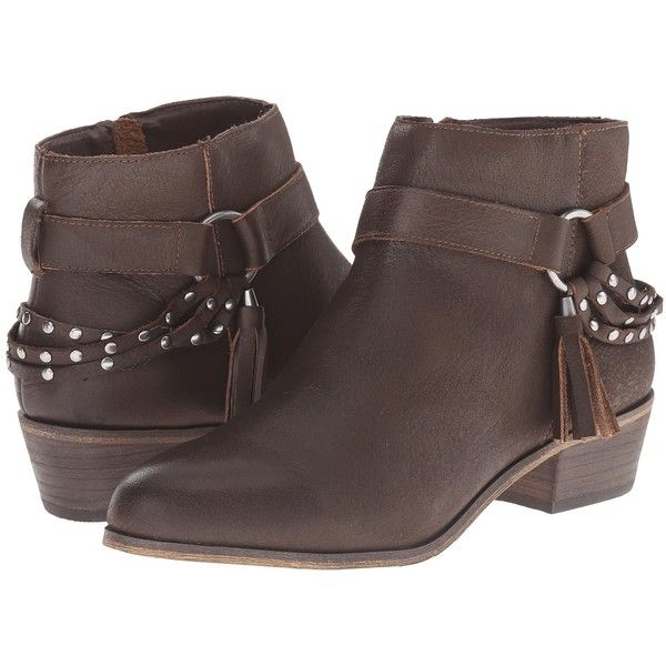 Chinese Laundry Seasons Leather Ankle Boot Brown Women S Boots